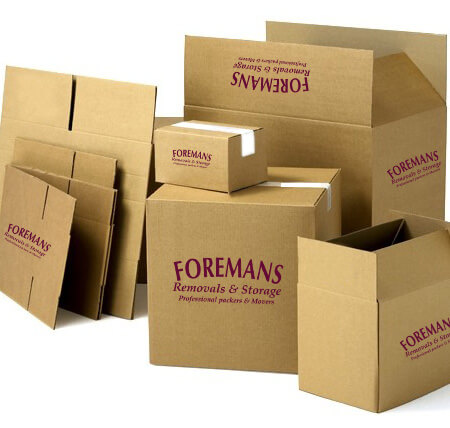 Foremans Packing and Storage
