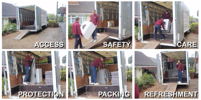 Foremans Removals and Moving Movers
