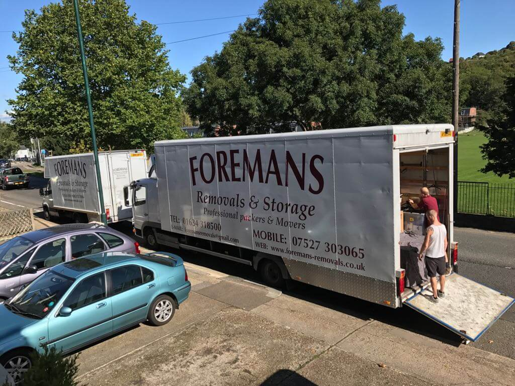 Foremans Removals and Moving