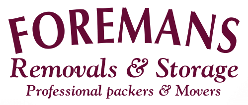 Foremans Removals in Kent